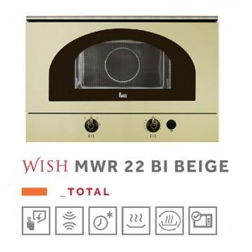 poza Cuptor cu microunde incorporabil Teka MWR 22 BI BEIGE