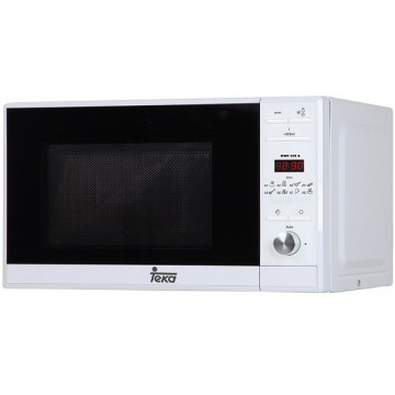 poza Cuptor cu microunde Teka MWE 225 G White, 20 litri, 700 W, grill, electronic, display, alb