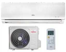 poza Aparat aer conditionat Fujitsu ASYA12KLWA 12000 BTU Inverter, A++, silentios, economic, freon R32, Restart, Sleep
