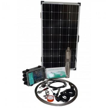 poza Sistem pompare apa cu panouri solare Taifu 3TSS0.76-55-24-120