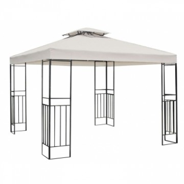 poza Pavilion,cort gradina RAKI 3x3m cadru metalic bej MN0166250