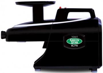 poza Green Star Elite 5010 Negru Storcator multifunctional prin presare la rece