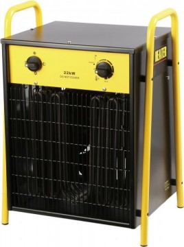 poza PRO 22 kW D - Aeroterma electrica INTENSIV, 400V