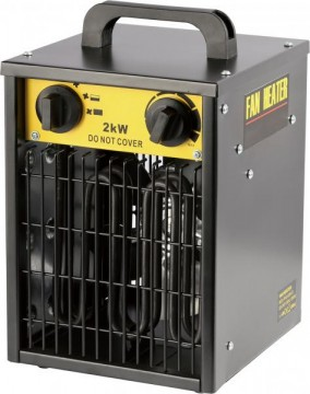 poza PRO 2 kW D - Aeroterma electrica INTENSIV, 230V