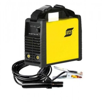 poza APARAT SUDURA INVERTER BUDDY ARC 145 CE MMA ESAB