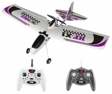 poza Avion HF-X1 motoplanor 2,4 Ghz