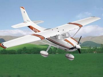 poza Avion Cessna 182ST Brushless cu aripi 1,5m