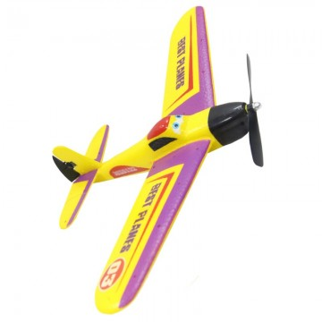 poza Avion Cartoon WS-9123, raza 80 m, telecomanda