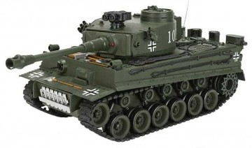 poza Tanc Tiger 1 - German 1:20