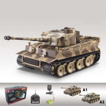 poza Tanc Tiger 1 - German 1:24 Huan Qi