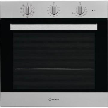 poza Cuptor incorporabil Indesit IFW 6834 IX, Electric, tip curatare Click & Clean, 71 l, Clasa A, Inox