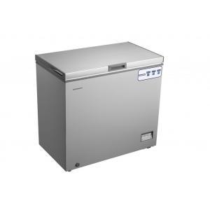 poza Lada frigorifica Heinner HCF-205NHSA+, silver