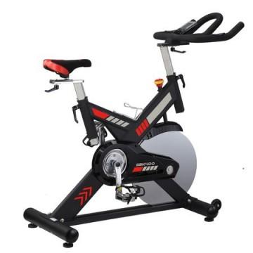 poza Bicicleta spinning TECHFIT SBK400, Greutate utilizator: 150 kg, Greutate volanta: 20 kg