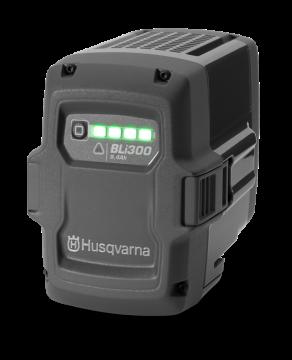 poza Baterie integrata pentru utilizare profesionala HUSQVARNA  BLi300, 967071901