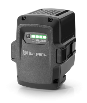 poza Baterie integrata pentru utilizare profesionala HUSQVARNA BLi200, 967091901