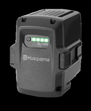 poza Baterie integrata acumulator pentru utilizare profesionala HUSQVARNA  BLi100, 967091801