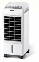 Ventilator, Ionizator, Racitor de aer