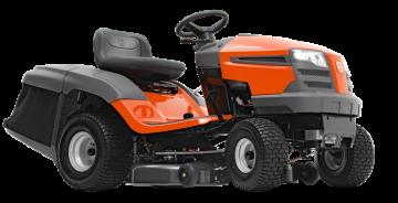 poza Tractor pentru tuns gazonul HUSQVARNA TC 138, 960510124
