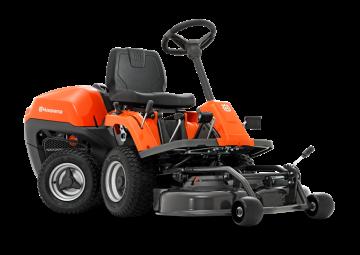 poza Tractor compact HUSQVARNA R 115C (livrat cu masa de tăiere Combi 95), 967252701
