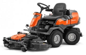 poza Tractor pentru tuns gazonul Husqvarna R 419TsX AWD, 967648301
