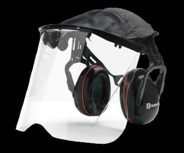 poza Protecție auditivă cu vizieră Perspex HUSQVARNA