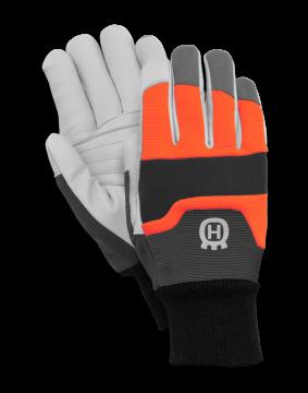 poza Mănuși cu 5 degete Functional 16 (cu protecție pentru motoferăstrău) HUSQVARNA, 579380210