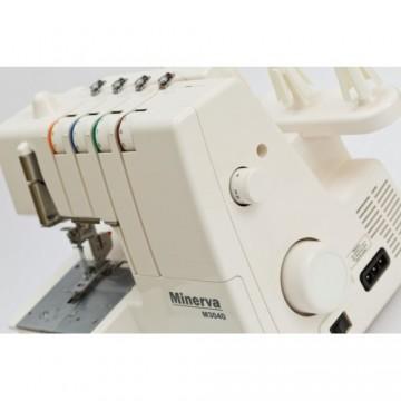 poza Masina de acoperire MINERVA M3040, 4 programe, 1300 rpm, 105W, Alb