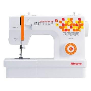 poza Masina de cusut Minerva Select15, 12 programe, 850 imp/min.