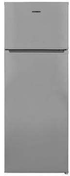 poza Frigider cu 2 usi Heinner HF-V213SA+, 213 L, H 144 cm, Silver