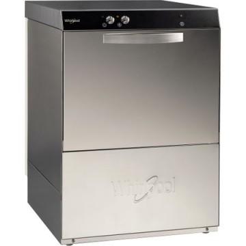 poza Masina de spalat vase semi-profesionala Whirlpool Eco Line EDM 5 U, Panou de control mecanic, Argintiu