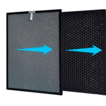 poza Set filtre rezerva pentru purificator Oberon 220, Catalizator, Carbon activ