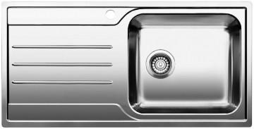 poza Chiuveta bucatarie BLANCO MEDIAN XL 6 S cuva dreapta cu sifon 512737