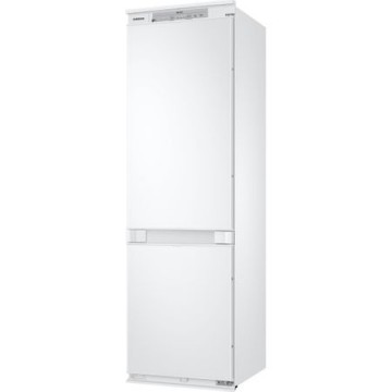 poza Combina frigorifica incorporabila Samsung BRB260000WW, All Around Cooling, Capacitate 268L, Capacitate neta congelator: 72l, Capacitate neta frigider: 196l, Inaltime 1775mm, Latime: 540mm, Adancime 550mm, Functii racire: No Frost/Racire uniforma, Caracter