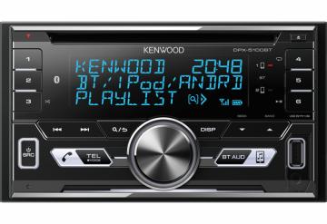 poza KENWOOD DPX-5100BT RADIO CD/USB/BLUETOOTH 2DIN