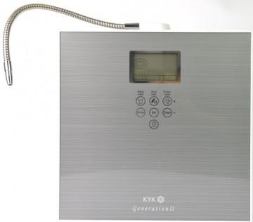 poza KYK Generation II ionizator de apa