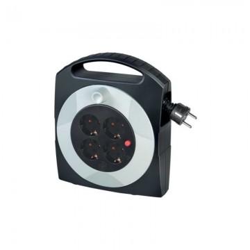 poza Derulator cu tambur interior Brennenstuhl H05VVF 3G1.5, 10 m 1095450
