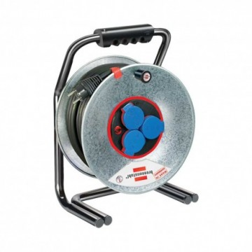 poza Derulator cu tambur metalic Brennenstuhl H07RNF 3G1.5, 40 m 1314400