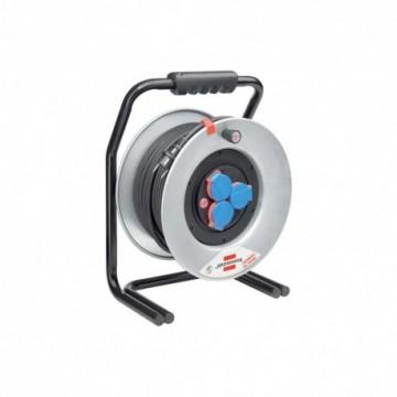 poza Derulator cu tambur metalic Brennenstuhl H07RNF 3G2.5, 40 m 1318500