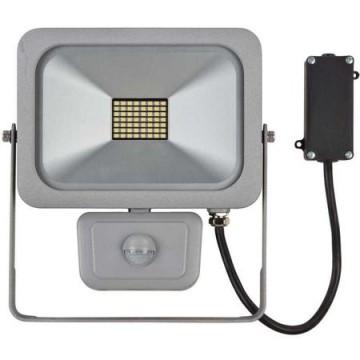 poza Proiector subtire cu LED, Brennenstuhl, L DN 5630 FL PIR IP54,1172900301