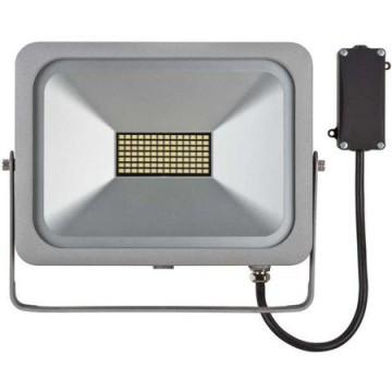 poza Proiector subtire cu LED, Brennenstuhl, IP54, FL PIR L DN 9850,1172900500