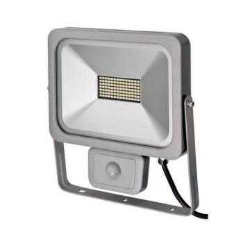 poza Proiector subtire cu LED, Brennenstuhl, L DN 9850 FL PIR IP54, 1172900501