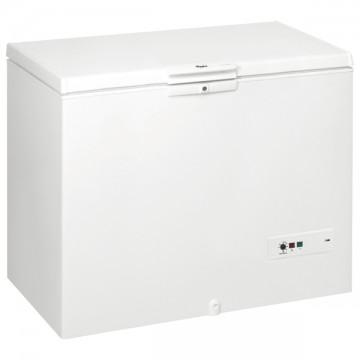 poza Lada frigorifica WHIRLPOOL WHM 3911, 390 l, 91.1 cm, A+, alb