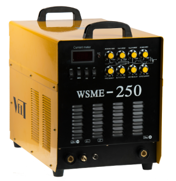 poza Velt WSME 250 Invertor TIG/MMA (AC/DC) 400V Aluminiu