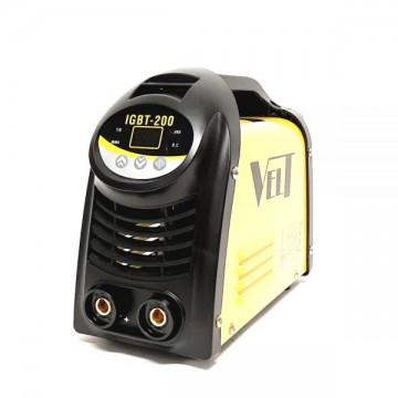 poza Velt IGBT 200 Invertor sudura DC Profesional, functie lift TIG, VRD, 7731000200