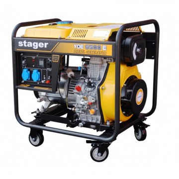 poza Stager YDE6500E - Generator Diesel