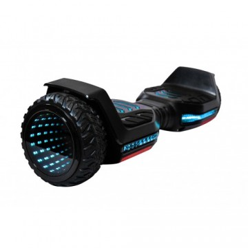 poza Hoverboard Hummer Infinity Mirror