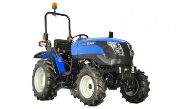 poza TRACTOR AGRICOL SOLIS 20 4WD - 20CP 5580-03072
