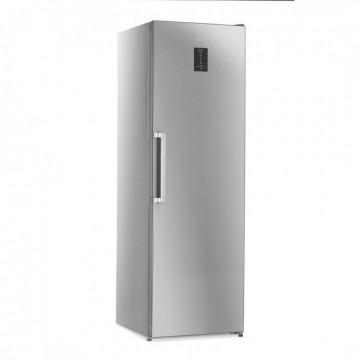 poza Congelator Heinner HFF-V280NFX+, 280 l, 7 sertare, Clasa A+, Full No Frost, Display, Control electronic, H 186 cm, Inox