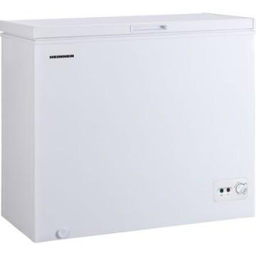 poza Lada frigorifica Heinner HCF-M200CA+, 198 l, Clasa A+, Sistem Convertibil Frigider/Congelator, Control mecanic, Alb