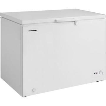 poza Lada frigorifica Heinner HCF-M295CA+, 290 l, Clasa A+, Sistem Convertibil Frigider/Congelator, Control mecanic, Iluminare LED, Alb